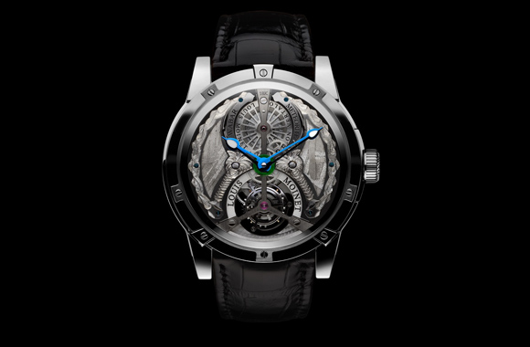 Louis Moinet presents Exclusive Limited Edition Tourbillon.