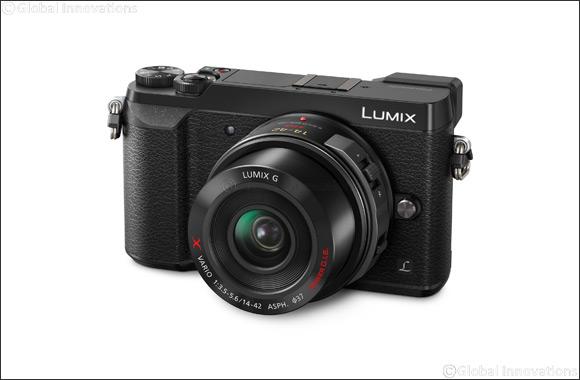 panasonic launches lumix gx85 the in its digital single lens mirrorless range