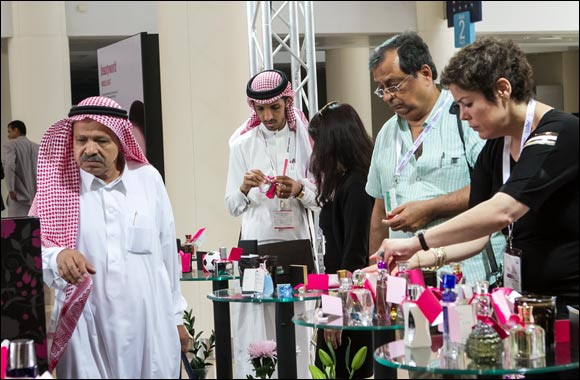 Exclusive showcase at Beautyworld ME 2016 explores creative process behind rare and exotic fragrances