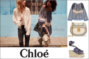 c05d07c337b131 A tightly-edited holiday wardrobe for long sun-filled days and balmy nights  Dutch photographer and Chloé girl Annemarieke van Drimmelen and close  friend, ...