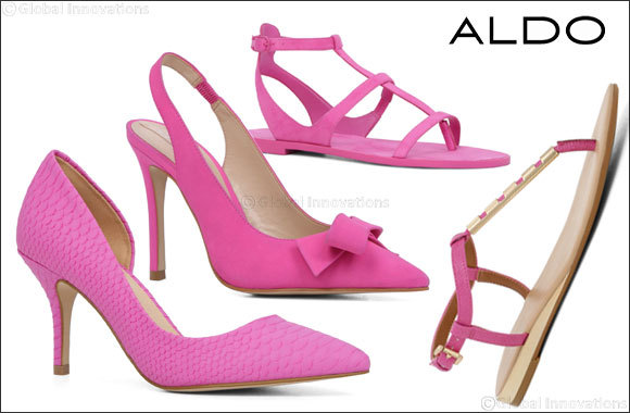 ALDO - Pretty In Pink Collection