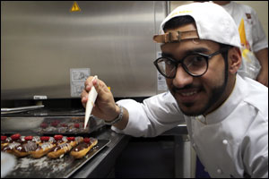 The UAE Meets France with Chef Collaboration