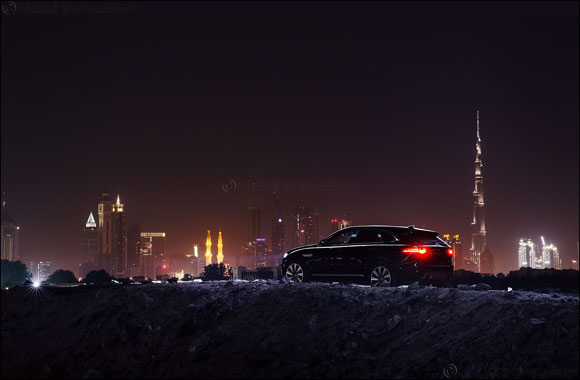 Jaguar set for a World-First with Spectacular F-Pace Launch in Downtown Dubai