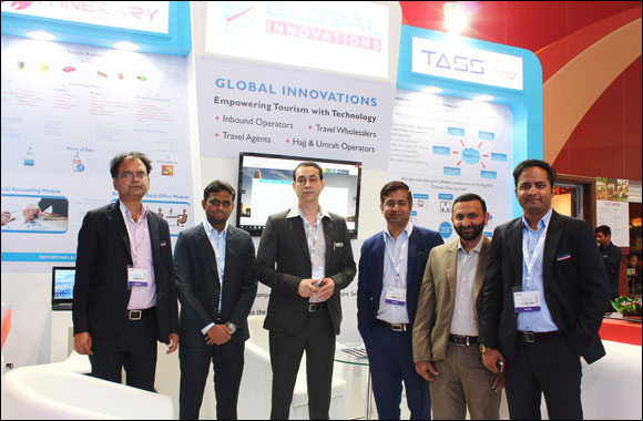 Global Innovations gets good response on ATM 2016, Day 1