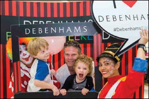Debenhams Festival Weekend� Back on Popular Demand