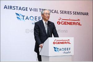 Taqeef launches Fujitsu General's VRF AirstageV-III Tropical Series