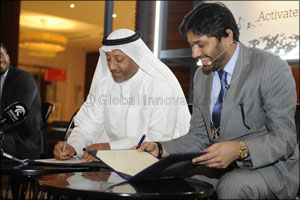 Skyline University College (SUC) Signed an MOU with Sharjah Chamber of Commerce and Industry