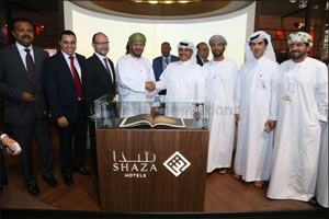 6 New Shaza Hotels and expansion plan announced at ATM, AHIC 2016