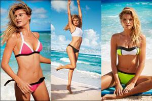 Calzedonia Beachwear with Kelly Rohrbach