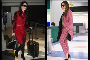 Victoria Beckham Tops List of World's Best Dressed Travellers