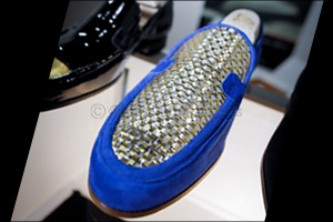 Regional Launch of 24 Karat Gold Shoes Worth 18,000 Euro Grabs Limelight as Leatherworld Middle East ...