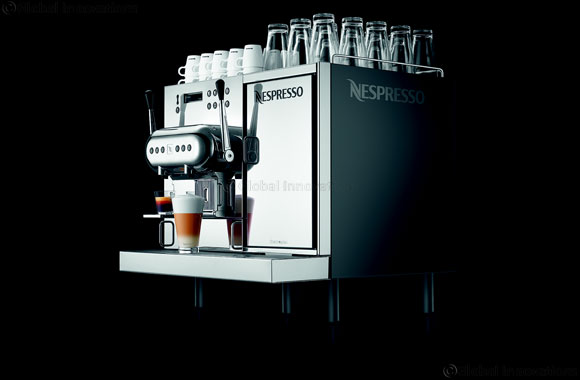 nespresso launches state of the art professional barista machine the aguila 220. Black Bedroom Furniture Sets. Home Design Ideas