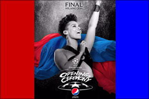 UEFA and PEPSI� Bring First-Ever Epic Live Music To UEFA Champions League Final