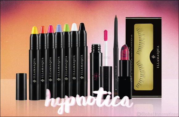 ILLAMASQUA launches the New HYPNOTICA Collection