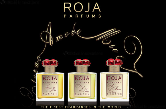 Roja Parfums Launches Profumi D'Amore at Paris Gallery