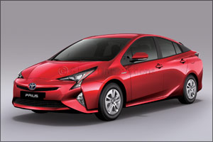 New Prius Wins Admirers