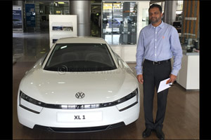 UAE parents win semester fees with Al Nabooda Automobiles Passat test drive competition