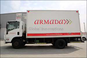 Armada Brings Tasteful Moments to Life This Ramadan With Their Own Sharing Fridge Program