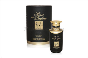 Music de Parfum Unveils the INTENSE Collection