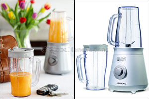 Nutrition on the go with Kenwood's new Blend Xtract