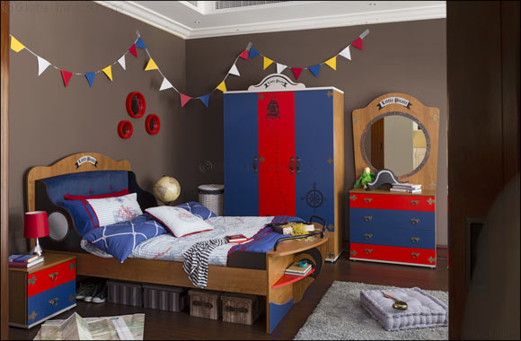 Home centre brings colour and character to kids 39 rooms Home center furniture in dubai