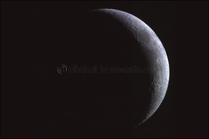 MBRSC captures HD images of the Moon with DubaiSat-2 marking the 47th anniversary of Apollo 11