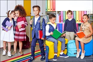Level Kids gets ready for Back to School
