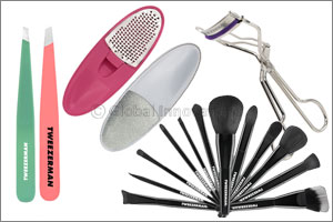 Summer's beauty tool essentials for on the go, from Tweezerman