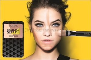 Always be #selfieready! L'Or�al Paris's new Infallible Sculpting Range gives you a defined look that ...