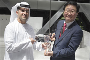 ENEC and KHNP Sign Operating Support Services Agreement for the Barakah Nuclear Power Plant