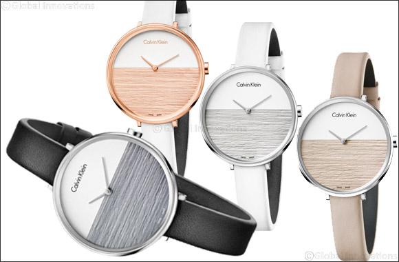 206c5f536a1b8f Calvin Klein Watches - Fashion Week Accessories