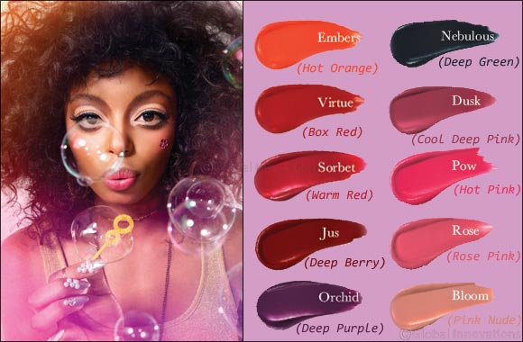 Illamasqua new Lip Lures collection