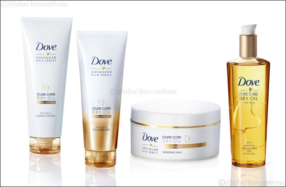 New Dove Advanced Hair Series: Women Seek Nourishment Plus More for Their Hair