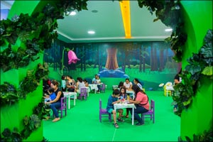 Fun for all the family at BurJuman Wonderland