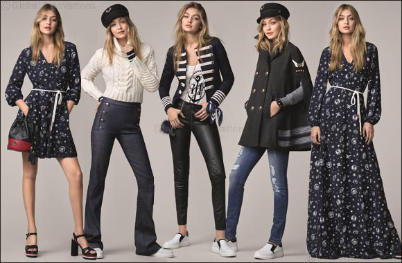 6a18741c6c0221 Tommy Hilfiger Unveils TommyxGigi  a Collection Designed With Gigi Hadid
