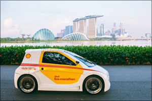 Shell Launches Inaugural Make the Future Singapore Campaign: a Festival of Ideas and Innovation