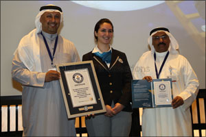 OMO and Comfort Break the GUINNESS WORLD RECORDS� Title for the Largest Collection of Clothes for Do ...