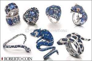 Power and Wisdom: Roberto Coin's Stunning Sapphire Jewellery