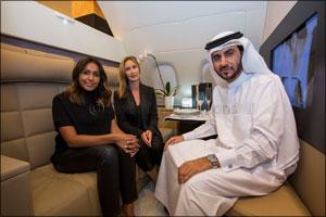 Etihad Airways Brings Its Iconic Suite the Residence to Bloomingdale's � Dubai