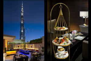 The Address Dubai Mall F&B