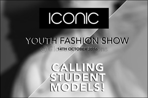 ICONIC announces its first Youth Fashion Show