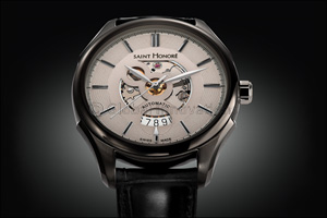 Saint Honore Carrousel Open Dial