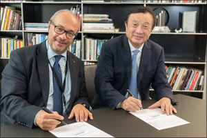 Leica Camera AG and HUAWEI establish new research and development center