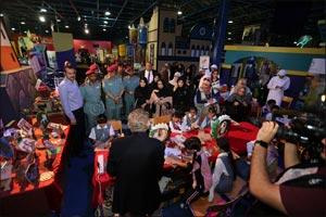 Kids got Talent Festival opens in Sharjah