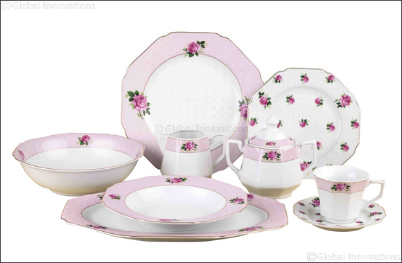 2xl Launches Vintage Porcelain Cutlery And Crockery To