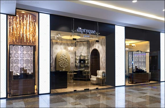 diptyque is opening a second location in Dubai Festival City