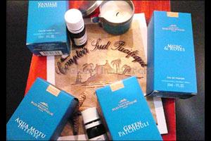 Introduction Les Eaux de Voyage Collection by Comptoir Sud Pacifique Perfume House