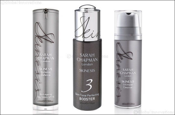 Sarah Chapman Skinesis now available exclusively at Beyond Beauty, Harvey Nichols – Dubai