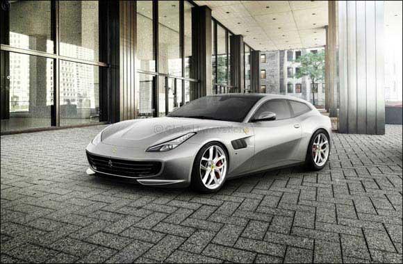 Sporty, agile and versatile: the new Ferrari GTC4Lusso T