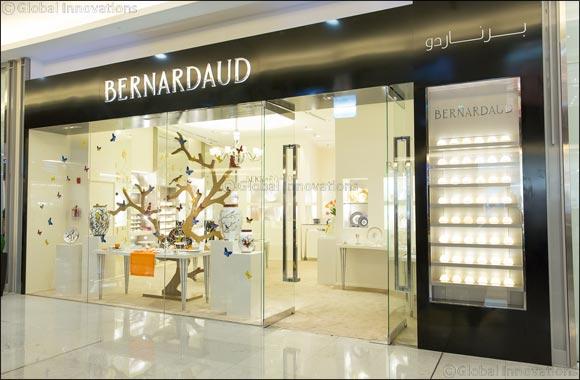 Bernardaud Opens Boutique at the Dubai Mall